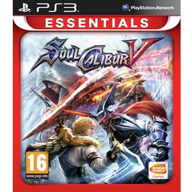 Soul Calibur V Essentials Edition PS3 Game