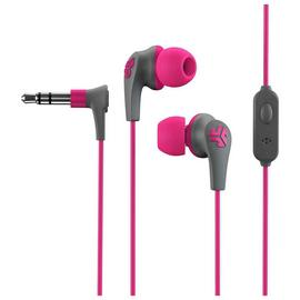 JLab JBuds Pro In-Ear Headphones - Pink