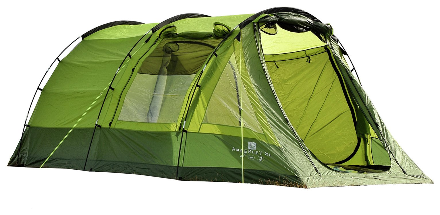 Olpro The Abberley XL - 4 Berth Tent  sc 1 st  Argos & Buy Trespass 4 Man 2 Room Tent at Argos.co.uk - Your Online Shop ...