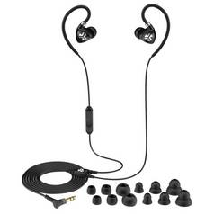 JLab Fitness 2.0 In-Ear Headphones - Black
