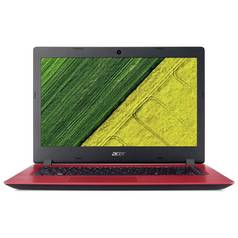 Acer Aspire 3 14 Inch Pentium 4GB 128GB Laptop - Red