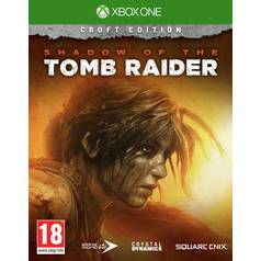Shadow of the Tomb Raider: Croft Edition Xbox One Game