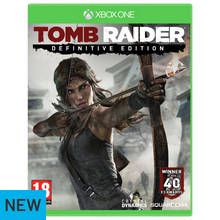 Shadow of the Tomb Raider: Definitive Edition Xbox One Game
