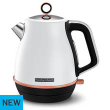 Morphy Richards 104415 Evoke Jug Kettle - White