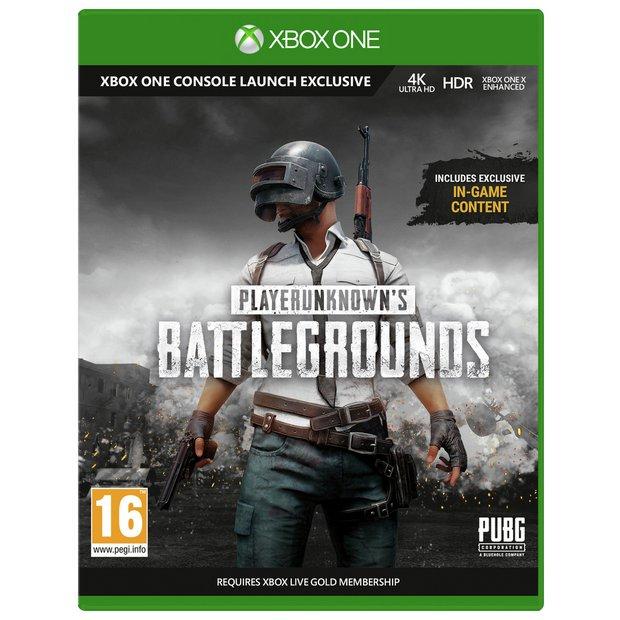 Buy Playerunknown S Battlegrounds Full Xbox One Game Xbox One Games Argos