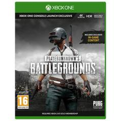 Player Unknown's Battlegrounds Full Xbox One Game