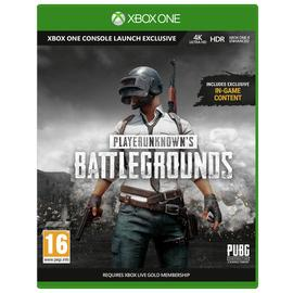 PlayerUnknown's Battlegrounds Full Xbox One Game