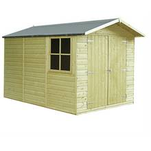 Homewood Pressure Treated Apex Shed 10 x 7ft