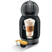 Dolce Gusto Mini Me Coffee Machine and Pods - Black