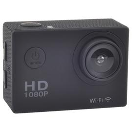 Vibe 1080p HD 16MP Action Camera and Accessory Kit