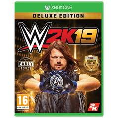 WWE 2K19 Deluxe Edition Xbox One Game