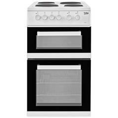 Beko KD533AW Electric Cooker - White