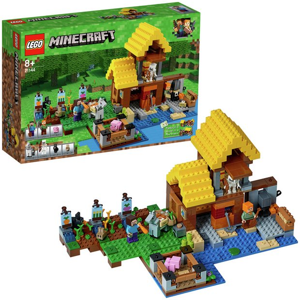 Find Every Shop In The World Selling Lego Minecraft The Jungle Tree
