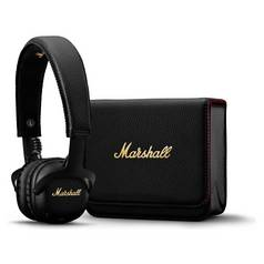 Marshall MID ANC On-Ear Bluetooth Headphones - Black