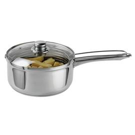 Argos Home 22cm Stainless Steel Chip Pan