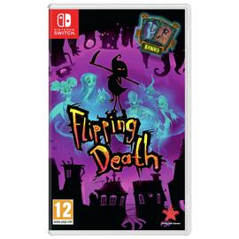 Flipping Death Nintendo Switch Game