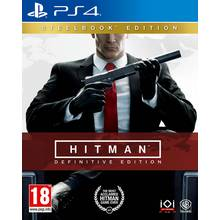 Hitman S1 20th Anniversary Steel Book ED PS4 Game
