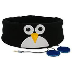 Snuggly Rascals Penguin Kids Headphones