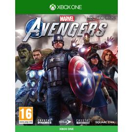 Marvel's Avengers Xbox One Pre-Order Game