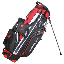 Benross Golf HTX Compressor Waterproof Stand Bag - Red