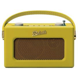Roberts Revival Uno DAB / DAB+ / FM Radio - Yellow