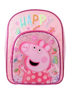 Peppa Pig 8L Backpack - Pink