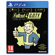 Fallout 4 GOTY Edition PS4 Game