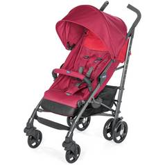 Chicco Liteway Contemporary Stroller - Red Berry