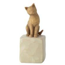 Willow Tree Love My Cat Figurine