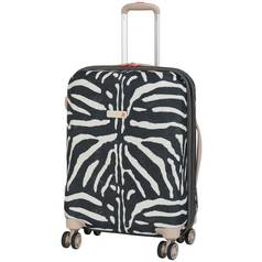 Ionian 8 Wheel Frameless Suitcase