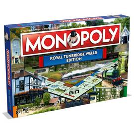 Tunbridge Wells Monopoly Board Game