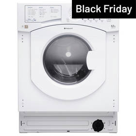 Hotpoint BHWD129 6.5KG 5KG Washer Dryer - White