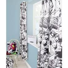 Marvel Comics Curtains - 168 x 137cm