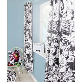 Marvel Comics Curtains - 168 x 137cm