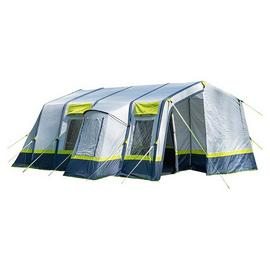 Olpro Home 5 Man Inflatable Tunnel Tent with Carpet