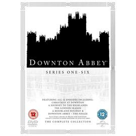 Downton Abbey: The Complete Collection Blu-Ray Box Set