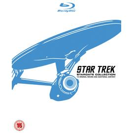 Star Trek: The Stardate 10 Movie Collection Blu-ray Box Set