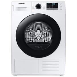 Samsung DV80TA020AE/EU 8KG Heat Pump Tumble Dryer - White