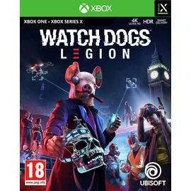 Watch Dogs 3 Legion Xbox One & Series X Game