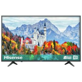 Hisense 43 Inch H43A6250UK Smart 4K HDR LED TV