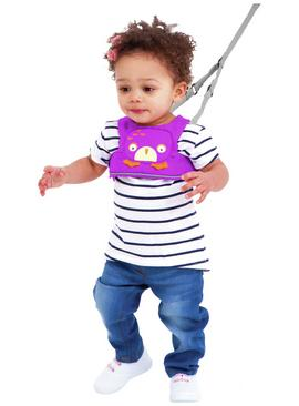 Trunki Toddlepak Reins - Purple Ollie