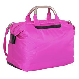 it Luggage World's Lightest Small Pink Holdall