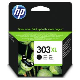 HP 303 XL High Yield Original Ink Cartridge - Black