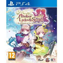 Atelier Lydie and Suelle PS4 Game