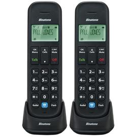 Binatone Veva 1900 Cordless Telephone - Twin