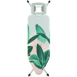 Brabantia 124cm  x 45cm  Ironing Board - Tropical Leaves