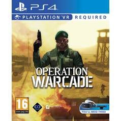 Operation Warcade PS4 PSVR Game