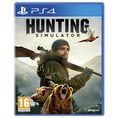 Hunting Simulator PS4 Game