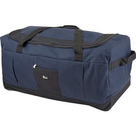 Go Explore Medium Navy Blue Wheeled Holdall