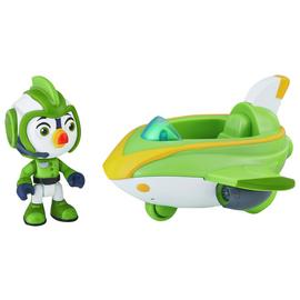 Top Wing Brody Figure and Vehicle Playset